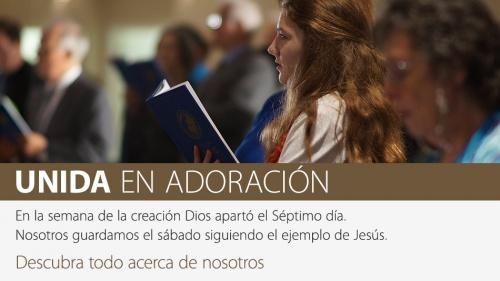 Unida en adoración