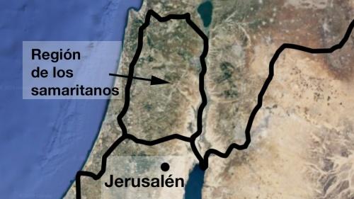 La Nueva Israel poblada por los samaritanos