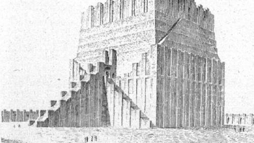 Torre de Babel Original