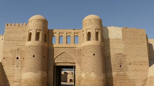 El punto más débil de una muralla antigua eran sus puertas