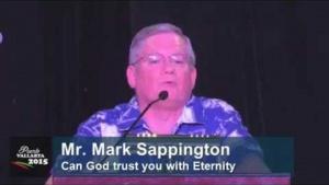 Iglesia de Dios Unida - ¿Puede Dios confiar en usted por la eternidad?