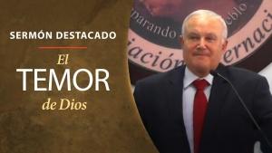 Iglesia de Dios Unida - El temor de Dios
