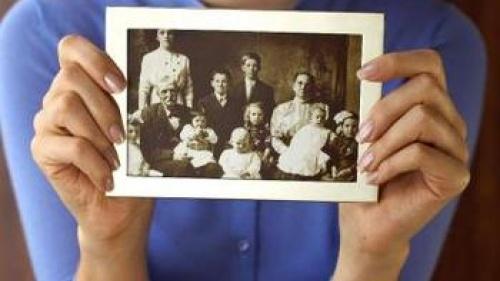 La familia espiritual de Dios:  ¿Estará usted en el retrato?