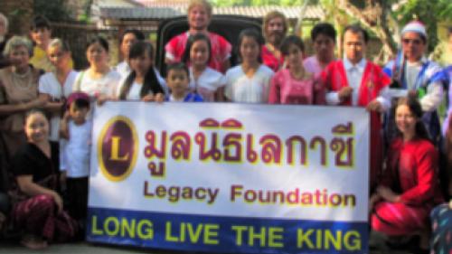 Lecciones de vida de Tailandia