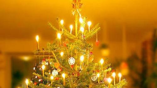 Honre a Dios, no guarde la Navidad