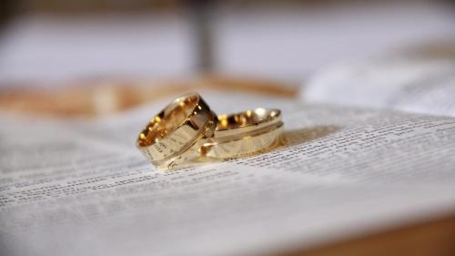 Leyes sobre el matrimonio
