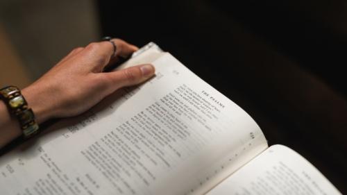 Como cristianos debemos emular a Cristo, pero no siempre lo hacemos. En lugar de buscar respuestas en la Biblia, a menudo lo que hacemos es escuchar lo que otros dicen.