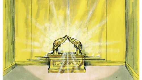 La Biblia original se guardaba en el Arca