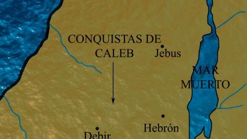 JEBUS – Más tarde llamado Jerusalén