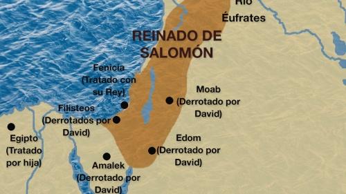 Reinado de paz de Salomón