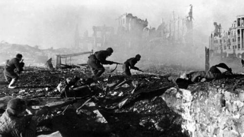 75 años después de la II Guerra Mundial:: ¿Se repetirá la historia?