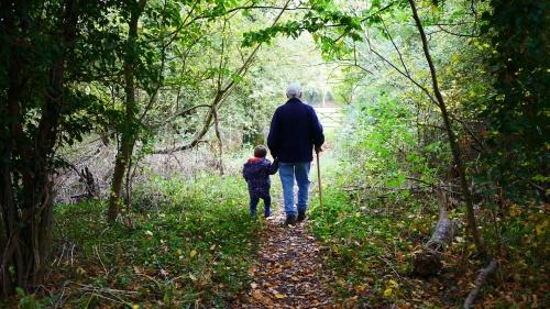 Estrechemos nuestra relación con los abuelos
