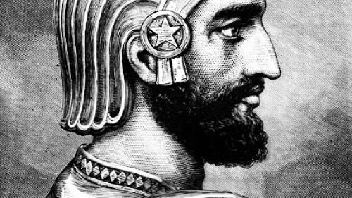 Ciro, rey de Persia