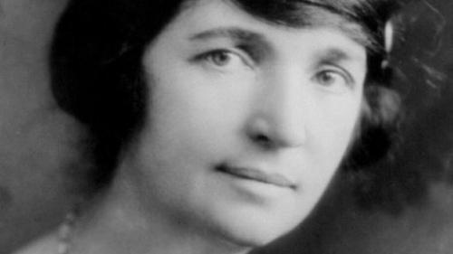 Margaret Sanger en 1922
