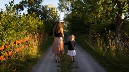 Cómo una madre camina por el sendero de la fe después de que sus hijos perdieran la suya - Parte 1