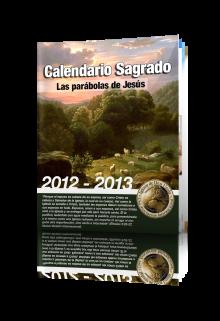 Calendario Sagrado año 2012-2013