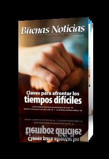 Las Buenas Noticias Julio - Agosto 2021