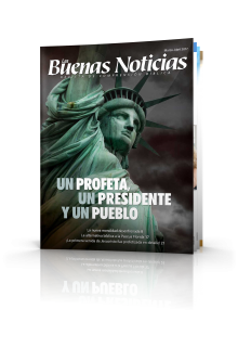 Las Buenas Noticias Marzo Abril 2017