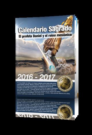 Calendario Sagrado 2016-2017