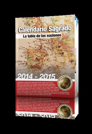 Calendario Sagrado año 2014-2015
