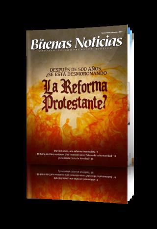 Las Buenas Noticias Noviembre - Diciembre 2017
