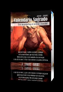 Calendario Sagrado 2019 - 2020