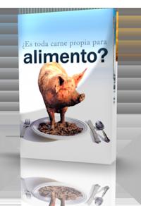 ¿Es toda carne propia para alimento?