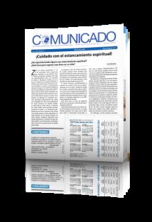 El Comunicado Marzo - Abril 2019