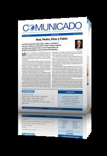 El Comunicado Mayo-Junio 2018