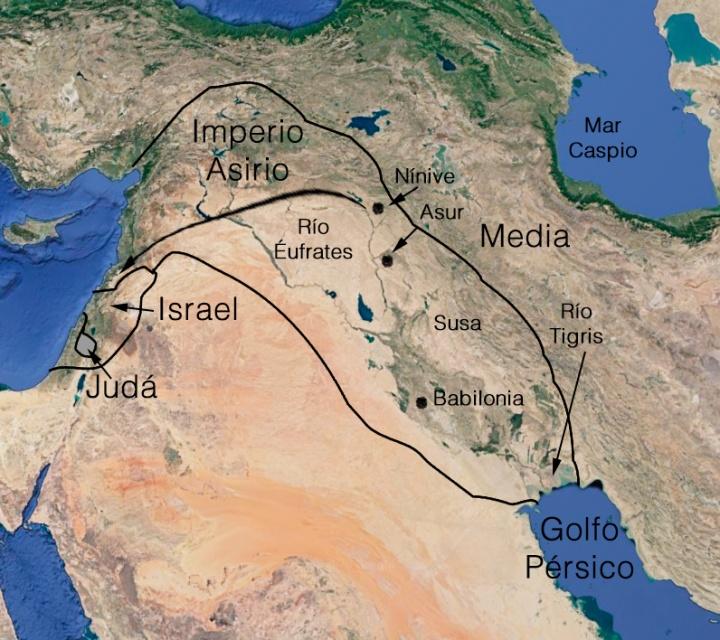 Cautiverio de Israel