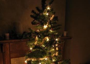 Este año no decoraré mi árbol con hilos de palomitas de maíz