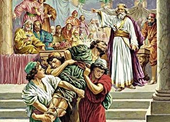 Mateo 22: La invitación a la fiesta de bodas