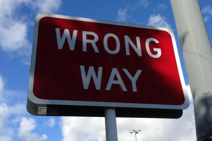 camino-equivocado
