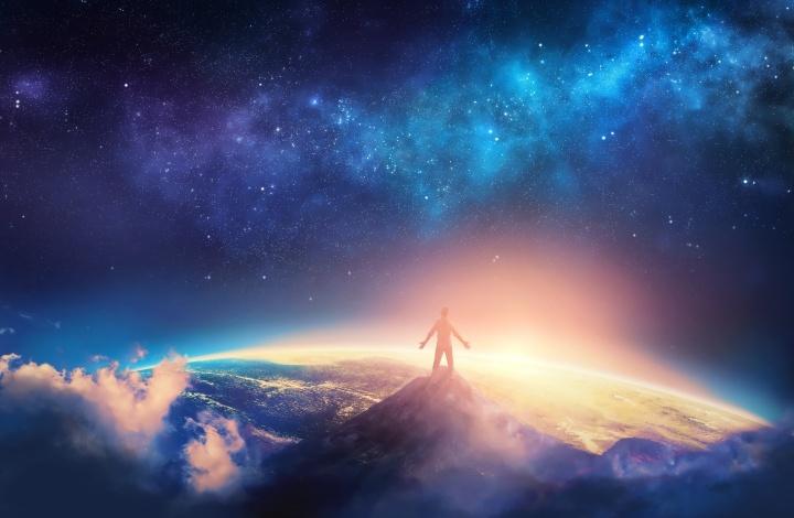 Necesitamos saber que no estamos solos en el universo, que formamos parte de algo más grande. ¿Pero dónde encontraremos la respuesta?