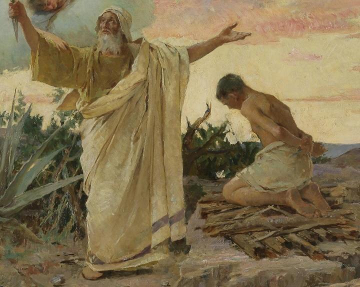 Abraham nos sirve como un excelente ejemplo de una fe cumplidora (Génesis 22:2-3).