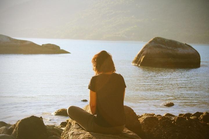 Si se siente perdido en este enloquecido mundo, vuélquese a Dios. No es tarde.
