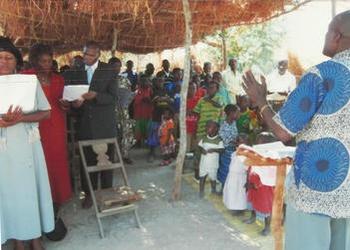 Alentador informe desde Zambia