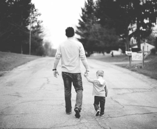 La familia es importante. No debemos tomar el papel del padre a la ligera.